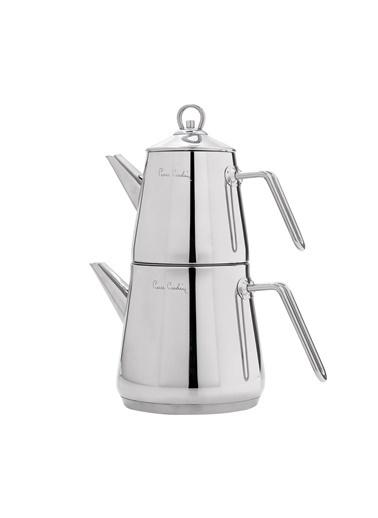 Pierre Cardin Çaydanlık Gümüş